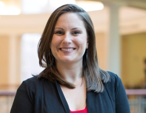 Erin Morgenstern is the assistant director for leadership with the Career & Leadership Development Center