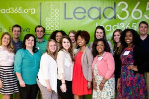 Students attend the national leadership conference, Lead 365, in Orlando, Florida.