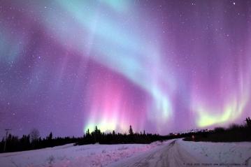 Aurora Borealis 03-21-2014