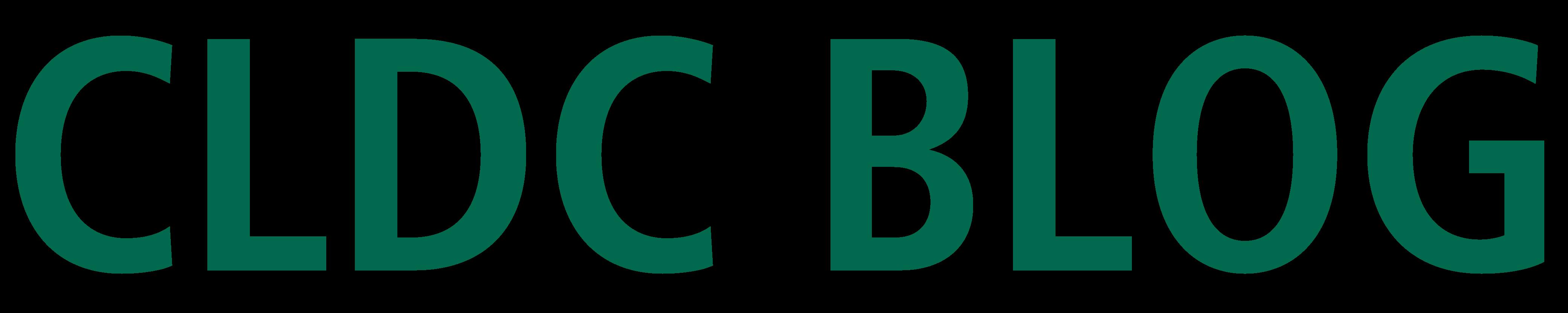 CLDC Blog